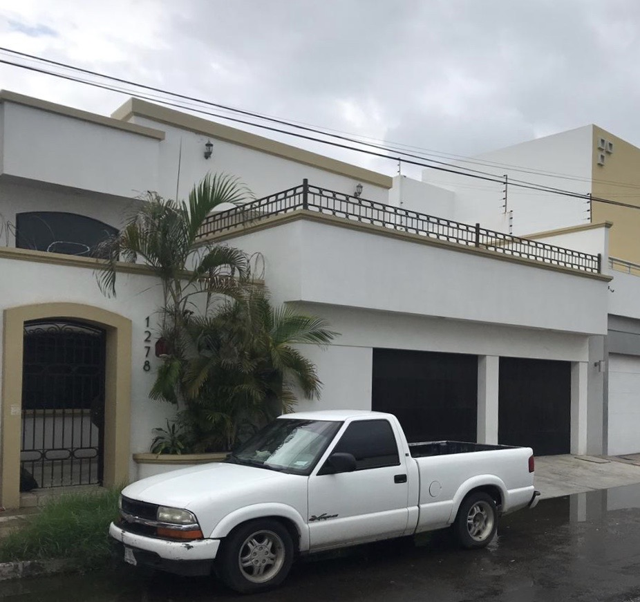 1278 Culiacan Sinaloa, Colonia Las Quintas Calle Ciudad de Merida